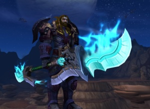 Cloudsong Glaive - Item - World of Warcraft