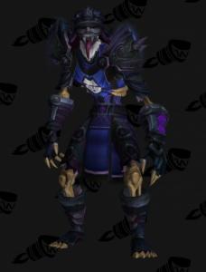 Introducing the Warrior - Forsaken World News
