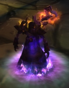 Surrender to Madness - Spell - World of Warcraft