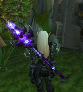 Dreizack Des Flusssprechers Objekt World Of Warcraft