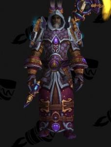 Chronomancer - Outfit - World of Warcraft