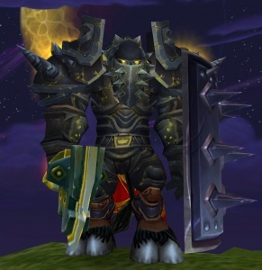 Onslaught Armor - Item Set - World of Warcraft