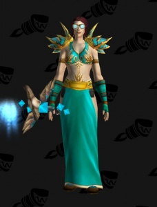 Frost Mage Set Outfit World Of Warcraft