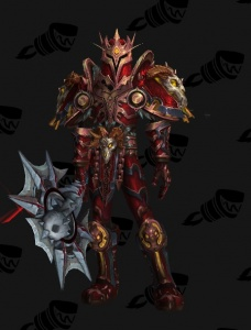 Future Set Outfit World Of Warcraft