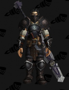 white plate - Outfit - World of Warcraft