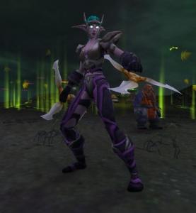Darnassus Sentinel Npc World Of Warcraft
