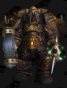 Orc Male Outlaw Rogue Artifact Transmog Set World Of Warcraft Legion