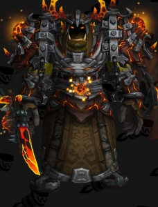 Molten Shaman Outfit World Of Warcraft