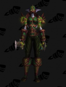 Night Elf Rogue Outfit World Of Warcraft