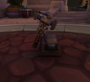 Auto-Hammer - Item - World of Warcraft