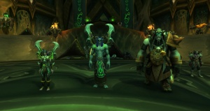 Confrontation At The Black Temple Quest World Of Warcraft