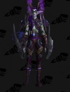 Demon Tenue Warcraft Hunter World Of lFTKJ1c