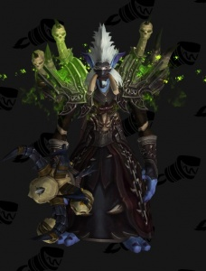 My Troll Warlock Outfit World Of Warcraft