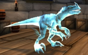Technique: Glyph of the Spectral Raptor - Item - World of Warcraft