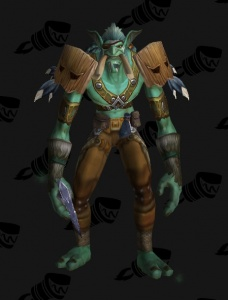 Troll Survival Hunter Outfit World Of Warcraft