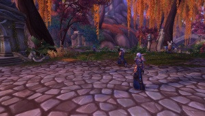 Last Stand Of The Moon Guard Quest World Of Warcraft