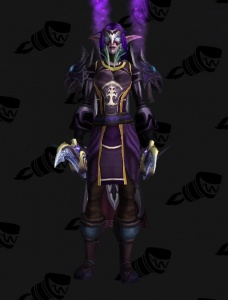Darnassus Scout Daggers Outfit World Of Warcraft