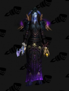 Deathbringer Outfit World Of Warcraft