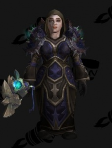 Dwarf Warlock Outfit World Of Warcraft