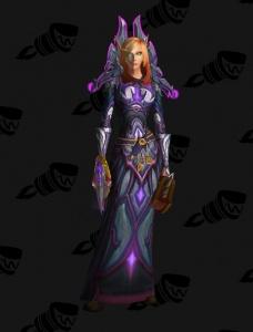 Azshara Battlegear Outfit World Of Warcraft