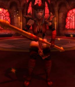 High Inquisitor Whitemane - NPC - World of Warcraft