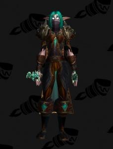elf World of warcraft night