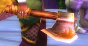 Defender Axe - Item - World of Warcraft