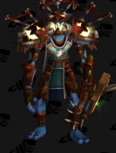 Darkspear Hunter Outfit World Of Warcraft