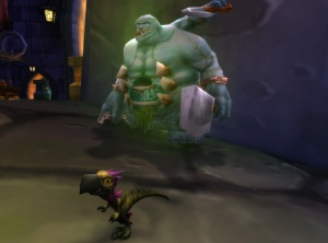 Let's play world of warcraft: warlords of draenor undead mage.