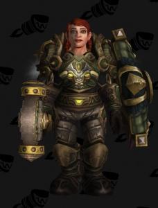 Dwarf Tank Outfit World Of Warcraft