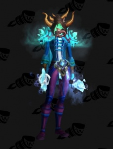 Frost Mage Transmog Set Outfit World Of Warcraft