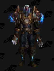 Old Pirate - Outfit - World of Warcraft