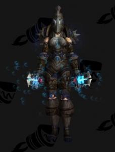 Dark Assassin Art