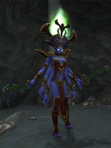 Madame Viciosa Npc World Of Warcraft