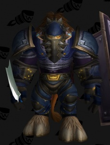 Onslaught Armor (Recolor) - Outfit - World of Warcraft