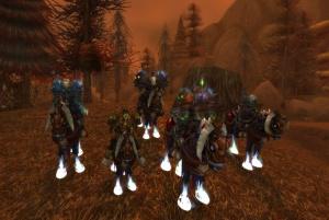 El cuarto jinete - Misión - World of Warcraft