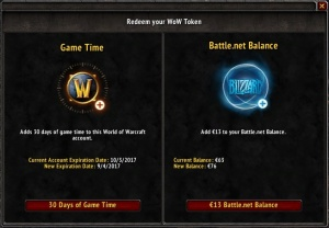 WoW Token - Item - World of Warcraft