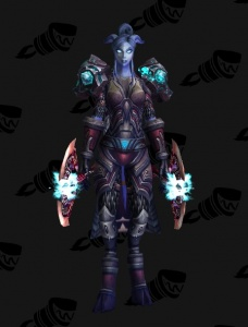 Warrior Outfits - World of Warcraft