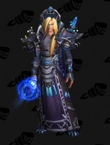 Azure spellweaver outfit world of warcraft screenshots 1 ccuart Images
