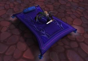Leywoven Flying Carpet - Spell - World of Warcraft