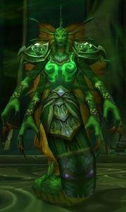 Lady S Theno Champion World Of Warcraft