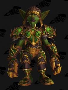 Eagletalon Battlegear Normal Recolor Outfit World Of Warcraft
