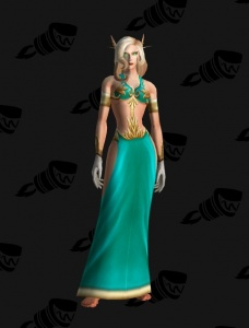 The Guardian Of Outfit Saint Warcraft Robes World R35L4Aj