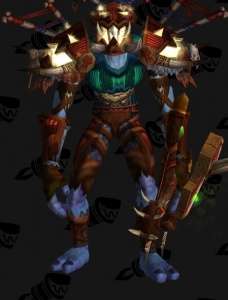 Darkspear Shadow Hunter Outfit World Of Warcraft