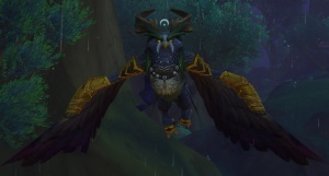 Archdruid's Lunarwing Form - Spell - World of Warcraft