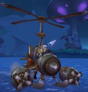 Flying Machine - Spell - World of Warcraft
