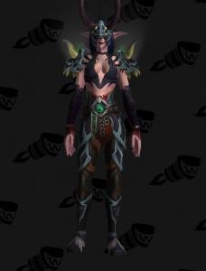 world of warcraft nachtelf sexy