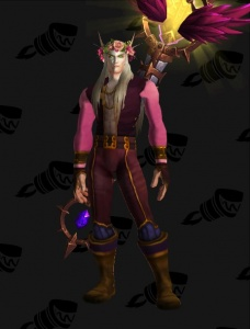 pink perfection - Outfit - World of Warcraft