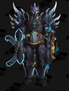 lich king outfit world of warcraft