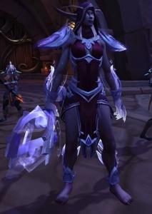 First Arcanist Thalyssra - NPC - World of Warcraft